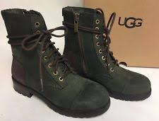 womens combat boots australia ugg australia s size 11 combat boots ebay