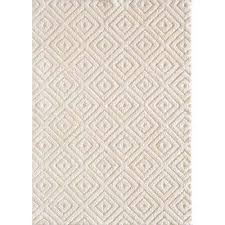White Accent Rug 2 X 4 Area Rugs Rugs The Home Depot
