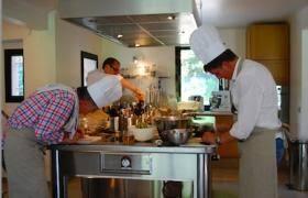 cours de cuisine landes les cours de cuisine menus gastronomiques la villa des chefs