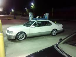 lexus ls400 fs ft lowered 95 lexus ls400 for sale or trade