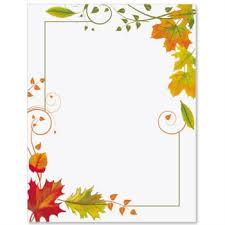 fall freshness border papers paperdirect