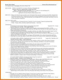 temple university resume template resume name