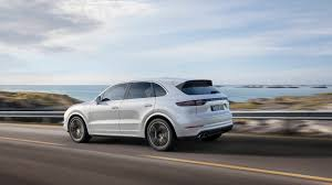 2019 porsche cayenne turbo 550 hp will help get the kids to