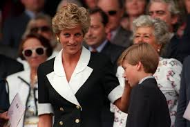 Princess Diana S Sons by 1994 Duchesse Or Ange