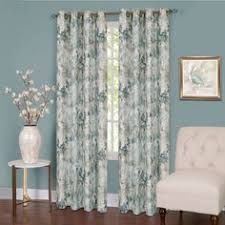 98 Drapes Mid Century Sheer Plaid Curtain Westelm Window Treatments