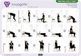 Yoga Poses You Can Do At Your Desk What Are Some Things I Can Do At My Desk When I Have Nothing To Do
