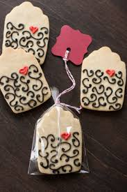 tea bag favors how to make tea bag cookie favors my kitchen addiction