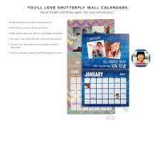 How To Make Your Own Desk Calendar Wall Calendars Wall Calendar Shutterfly