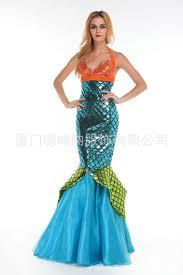 Ariel Halloween Costume Women Compare Prices Costume Mermaid Shopping Buy