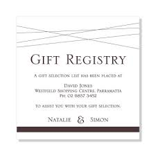 gift registry for wedding how to word gift registry on wedding invite yourweek 41658beca25e