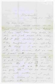 walt whitman u0027s letter for a dying soldier to his wife discovered npr