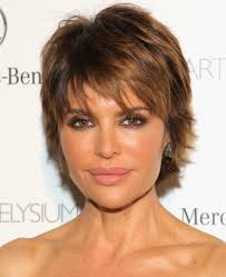 what is the texture of rinnas hair lisa rinna layered razor cut lisa rinna hair style and haircuts