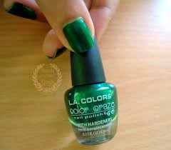 beauty in your hands l a colors color craze nail polish with
