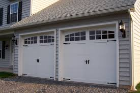 how to make a garage door look cottage style garage doors doors
