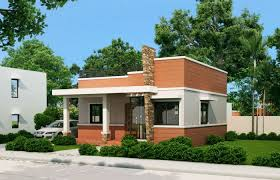 Modern House Roof Design Rommell U2013 One Storey Modern With Roof Deck Pinoy Eplans Modern