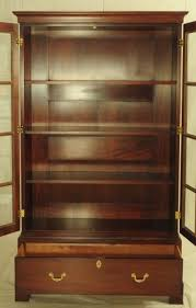 Stickley Bookcase Stickley Colonial Williamsburg Bookcase