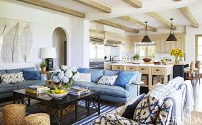 elegant living room decor look inside restoration hardware s new