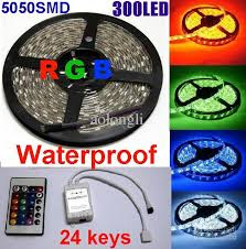5050 smd 300 led strip light rgb free dhl rgb 5050 smd led strip light 300led remote ir controller