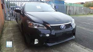 lexus ct200h 2008 latest vehicles arriving the latest lexus cars for dismantling