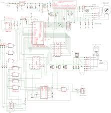 Stepper Motor Driver Wiring Diagram Stepper Motor Controller Sp1 With Modem Option