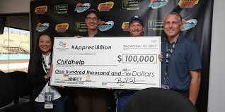phoenix raceway honors dale earnhardt jr with donation tickets