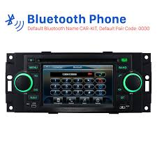 how to connect phone to jeep grand radio gps dvd player for 2002 2007 jeep grand liberty