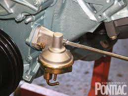 pontiac fuel pumps how to select the right fuel pump rod