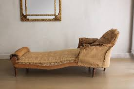 Cream Leather Chaise Sofa Leather Chaise Chaise Lounge For Two Chaise Lounge Bench