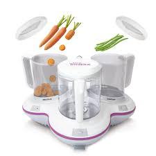 cuisiner pour bebe 5 robots de cuisine pour bébé de grande contenance