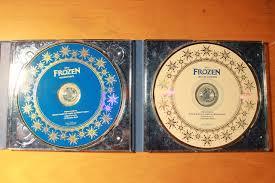 frozen original motion picture soundtrack deluxe edition