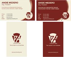 elegant feminine business card design for anyiney medero
