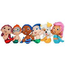 Bubble Guppies Nonny Plush Shopnicku