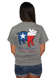Texaa Flag Texas Flag Pig Pocket T Shirt U2013 Southern Trend