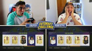 Challenge Xbuyer Fut Draft Challenge Con Robert Pg
