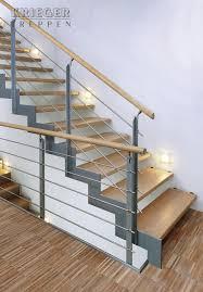 treppen stahl holz treppe aus stahl und holz haus