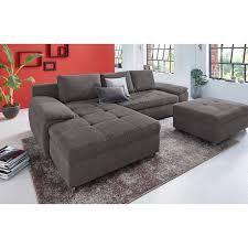 canapé tissu taupe canapé d angle réversible en tissu taupe autres mobilier