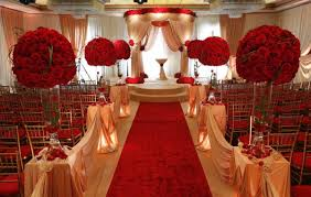 red wedding decoration ideas tbrb info