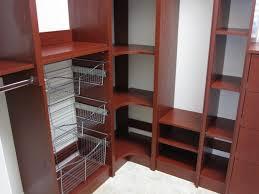 furniture lowes closet design elfa container store easy track