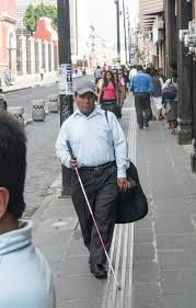 Blind Man Cane File Blind Man Walking With A Long Cane Jpg Wikimedia Commons
