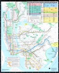A Train Map Why Cuomo U0027s Airtrain Route Will Work U2013 Vanshnookenraggen