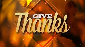 give thanks the skit guys