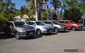 mitsubishi jeep 2016 2016 mitsubishi outlander review australian launch video
