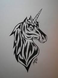unicorn tattoos designs and ideas page 24