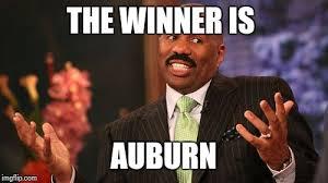 Auburn Memes - steve harvey meme imgflip