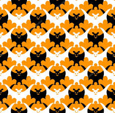 halloween bat seamless u2014 stock vector amalga 3965888