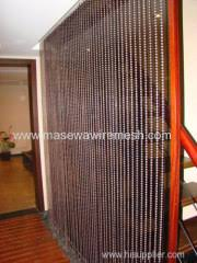 Steel Bead Curtain Metal Mest Curtain Products List China Manufacturer