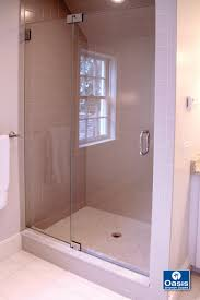 frameless glass shower spray panel oasis shower doors ma ct vt nh