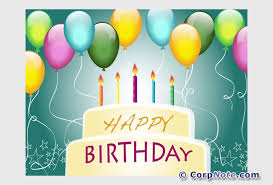 Samples Of Birthday Greetings Birthday Ecards With Auto Scheduling Email Inbox Or Web Browser