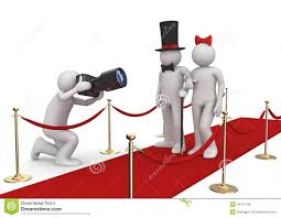Red Carpet Entertainment Celebrities On Red Carpet Royalty Free Stock Image Image 16167136