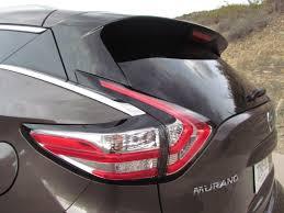 nissan maxima quarter panel driven 2015 nissan murano sl u2013 classiccars com journal